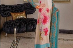 Fashion Trend of Designer Lawn Dresses in Summer 2014 Women