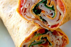 Delicious Turkey Wrap Recipe