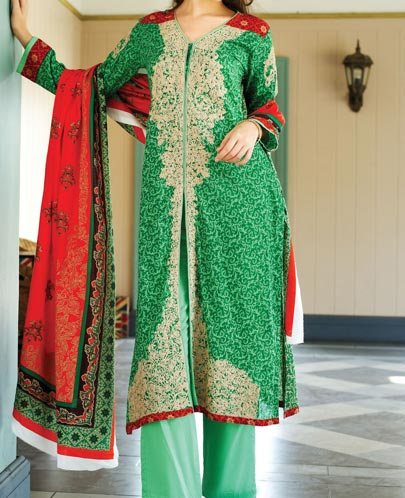 Al Karam Summer Lawn Collection Vol 1 Prices for Women Girls Open Shirt 4250