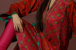 Alkaram Eid Collection 2014 Price Catalogue for Women Girls