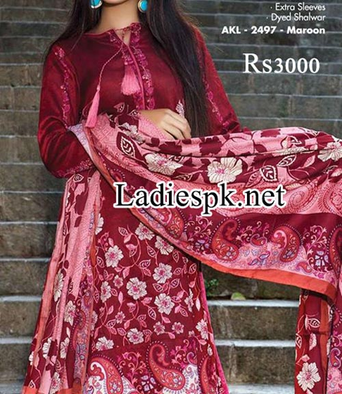 Alkaram Winter Collection Dresses 2014 Volume 1 For Women Girls Shalwar Kameez Design 2015 Fashion