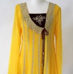 Angrakha logo 150x153 indian Angrakha Style Kameez for Girls