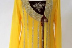 New Design Of Angrakha Frocks In Pakistan,  Angarakha Style