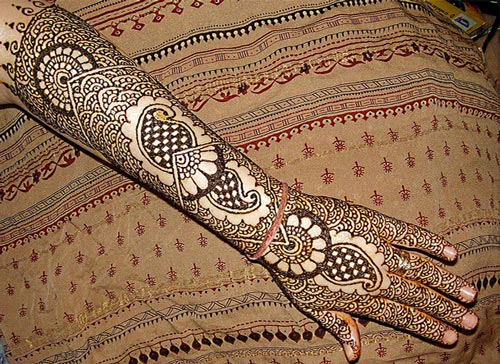 Arabic Bridal Mehndi Designs for Hands 2015 India Pakistan Bangladesh