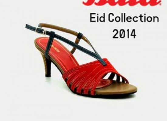 Bata Shoes Eid Collection 2014 for Women & Girls with Price