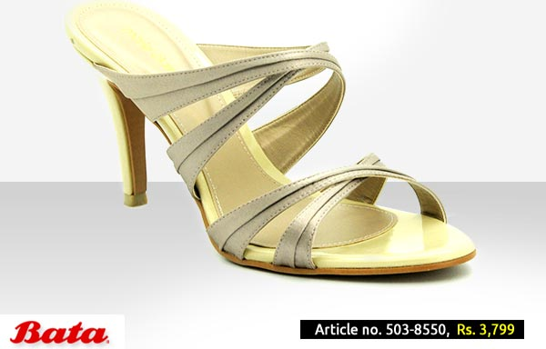 Bata Shoes Pakistan Fall Winter Collection 2014 2015 with Prices for Girls and Women Fashion Formal High Heel