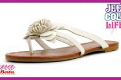 BATA Shoes Summer Collection 2013 Flat Slippers for Women
