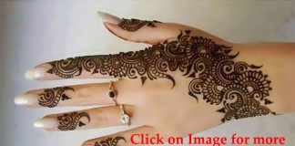 Best Arabic Bridal Mehndi Designs for Hands 2015 2014 Images Facebook Pakistani Indian Bangladeshi-Henna-Collection