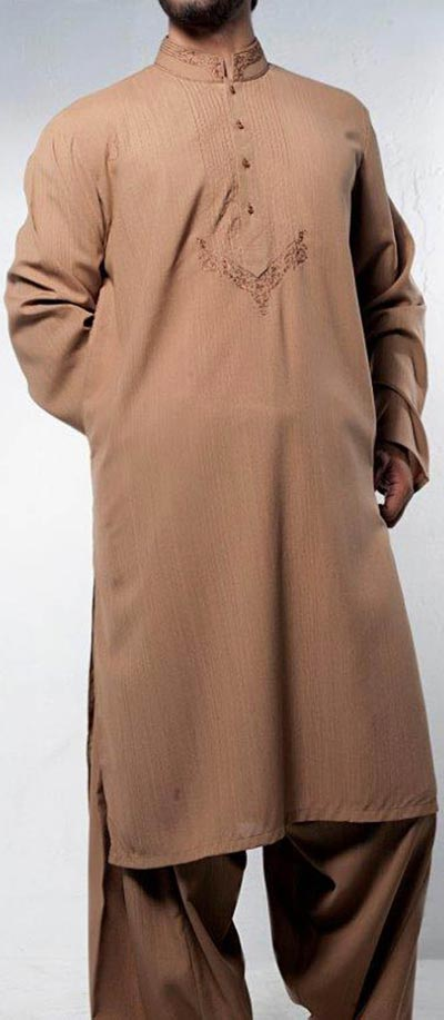 Bonanza 2015 Men Kurta Shalwar Kameez Designs Prices PKR-3,744