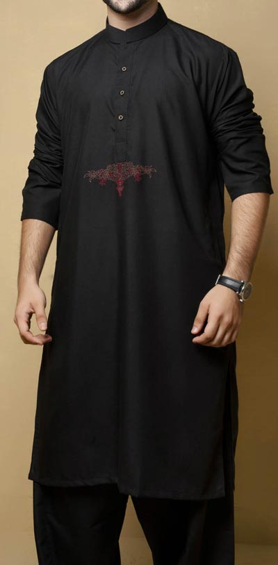 Bonanza 2015 Men Kurta Shalwar Kameez Designs Prices PKR-3,824