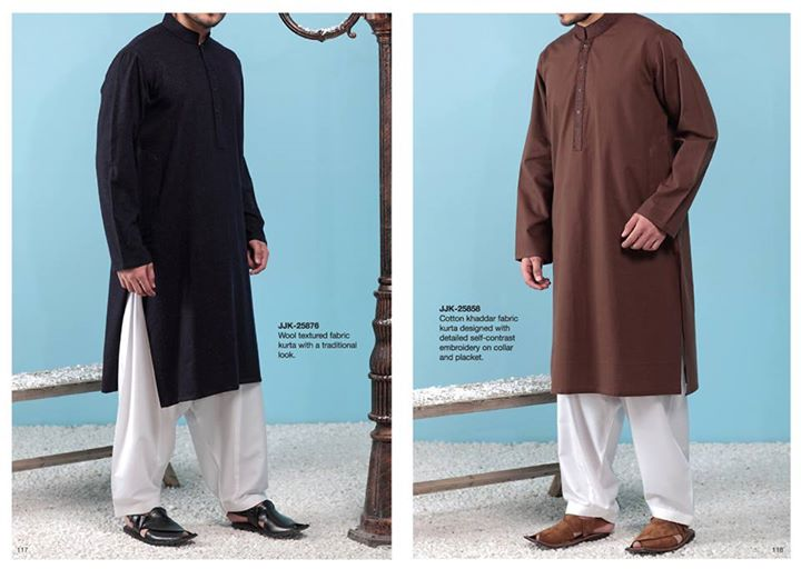 Boys Gents Shalwar Kameez Winter Collection 2014 Junaid Jamshed Men Kurta Design 2015 Facebook