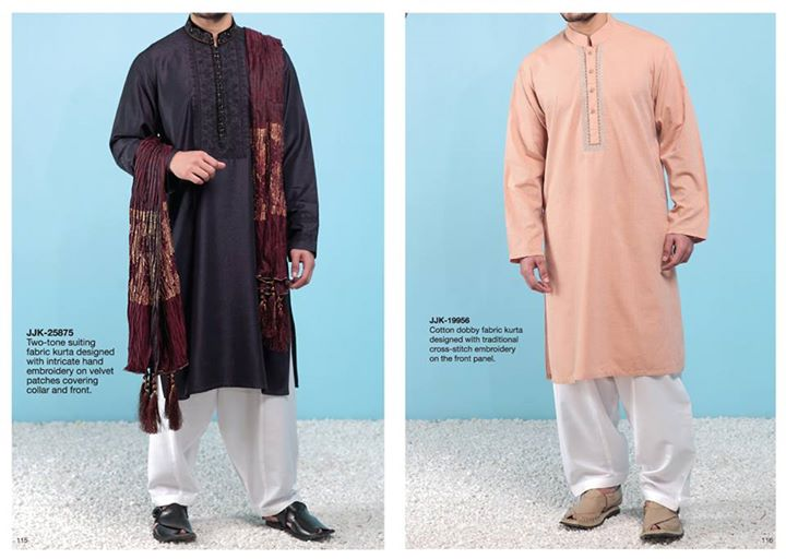 Boys Gents Shalwar Kameez Winter Collection 2014 Junaid Jamshed Men Kurta New Design 2015 Facebook