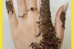 New Eid Chand Raat Special Mehndi Designs 2013 Hand for Girls