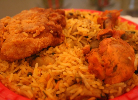 Ramadan Recipe:Chicken Biryani