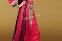 Latest Eid & Wedding Fashion Frocks Designs for Girls 2013