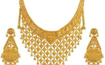 Fashin-Bridal-Jewellery-Simple-Set-Pure-Gold-Necklace-Designs-2014-2015-Pakistan-India-UAE,-Saudi-Arabia-Facebook