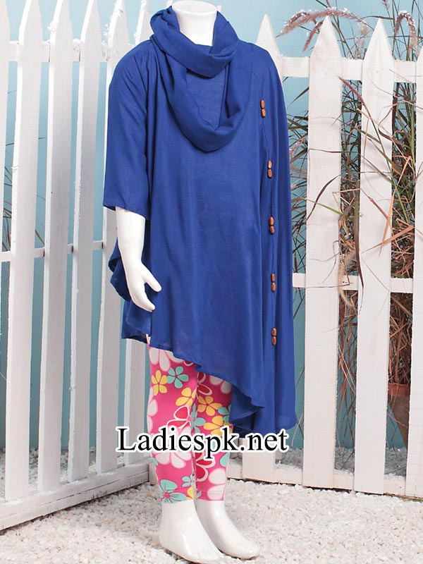 Fashion-JJ-junaid-jamshed-winter-Dresses-collection-2014-2015-for-Kids-Girls-with-prices