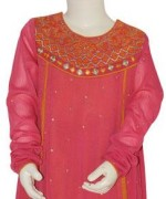 Girls Frocks 2013 150x180 Maria B Kids Eid Collection 2013: Children Dress Boys & Girls