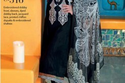Gul Ahmed Festive Eid Dresses Collection 2015 Catalog
