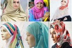 Latest Hijab Style in Pakistan 2013 for Girls
