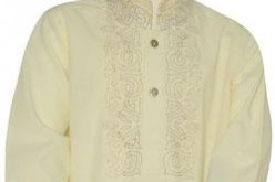 Pakistani Kurta Shalwar Kameez Designs For Kids Boys 2013