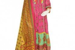 Junaid Jamshed LAWN Frocks Summer Dresses For Girls 2013