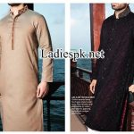 Winter Collection 2014: Junaid Jamshed Men Kurta Design 2015