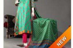 Summer Lawn Designs for Women Long Shalwar Kameez