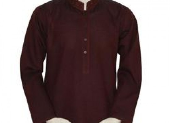 Junaid Jamshed Semi Formal Kurta for Men 2013