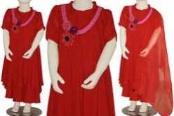 Kids Frock Designs for Girls 2013 in Pakistan & India