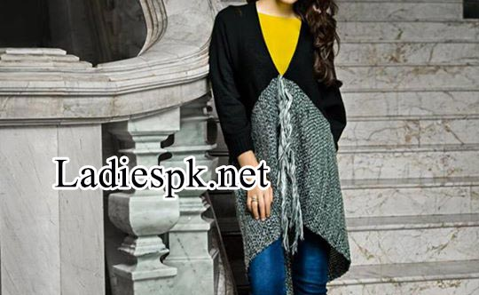 Latest-Fashion-Bonanza-Pakistan-Beautiful-Sweaters-Jerseys-Designs-Winter-Collection-2014-2015-with-Prices-for-Women-and-Girls-Rs