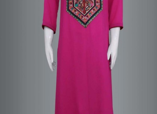 Women Long Kurta Designs 2015 Pakistani Girls Kurti 2014 India