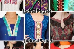 Gala Designs 2015 New Neck Designs 2014 for Kurti Kameez Pics