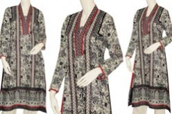 Beautiful JJ Lawn's Shalwar Kameez Designs For Girls