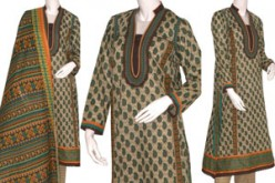 Latest Salwar Kameez Designs 2013 by Junaid Jamshed Lawn