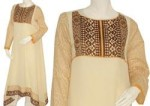 Long Frock Style For Girls 2013 150x106 Long Frocks Designs For Girls in Pakistan India