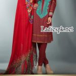 Mausummery-Pakistan-Winter-Dresses-Collection-2014-2015-Prices-Shawl-Shalwar-Kameez-Fashion-Women-Girls