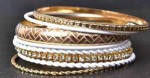 Metro Eid Jewellery Collection 2014 For Women Bangles Karay For Girls 150x78 Gold Bangles Designs Collection 2013 Pics Images Facebook