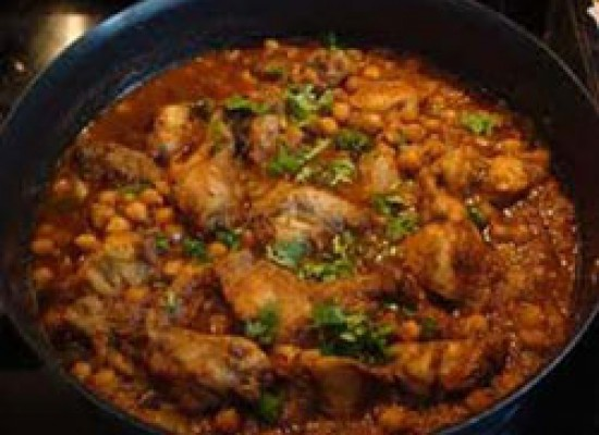 Lahori Murgh Cholay Recipe in Urdu by Zubaida Tariq