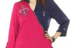 New Kurta Churidar Designs For Women & Girls