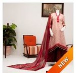 New Kurta Style 2013 Girls Women 150x144 Junaid Jamshed Eid collection 2013 for Women