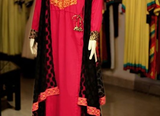 New Long Shirts with Palazzo 2014 Plazo Trousers Designs 2015