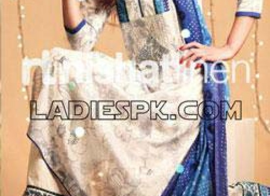 Nishat Lawn Summer Collection 2013 for Girls and Women