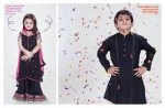 Nishat Linen Eid Dresses Designs Collection 2014 for Teens boys Girls 150x98 New Shalwar Kameez Designs For Kids Boys 2013 by Junaid Jamshed