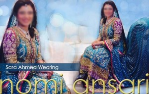 Nomi Ansari Bridal Collection 2015 Pics Wedding Dresses