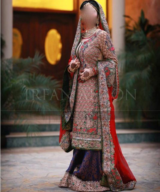 Pakistani-Indian-Plazo-Palazzo-Wedding-Dresses-for-Bridal-2015