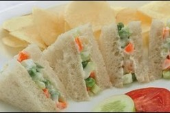 Russian Salad Sandwiches Recipe by Handi by Zubaida Tariq