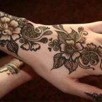 Stylish Arabic Mehndi Designs for Hands 2015 India Pakistan Bangladesh