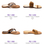 Stylo Shoes Winter Collection 2014 with Price flat Fancy Chappal for women and Girls 150x150 Stylo Shoes Flats Slippers 2013 for Girls and Women