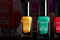 Inglot's Breathable Nail Polish for Muslim Women